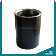 Ceramics centrifugal slurry pump shaft sleeve