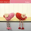 lovely design valentines day gift stuffed birds