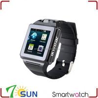 wrist watch phone android IKWEAR IK8 Dual Core Android Smart Wrist Watch Cell Phone Mobile GPS WIFI Camera