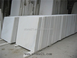 Guangxi White Marble Tiles, Chinese White Marble