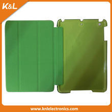 PU leather case ,filp leather case for ipad mini with folio book style ,stand leather case for ipad mini2
