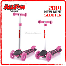 Hot sale hand pedaled trikes for kick scooter