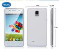 Mini H9000 Spreadtrum SC6820 banda cuádruple teléfonos móviles más baratos Android 4.2 Dual SIM Wi-Fi/4Inch WVGA pantalla capaci