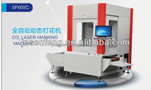 SF600C garment cutting table co2 laser marking machinary price