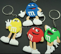 fashion m&m's keychain for promotion