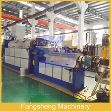 2015 plastic compounding granulation pellets making machine