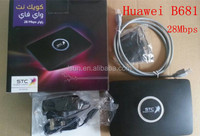4G gateway router huawei b681, sim card wireless router