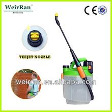 (23426) 5L pressurized fine mist airless garden rechargable battery water sprayer pump