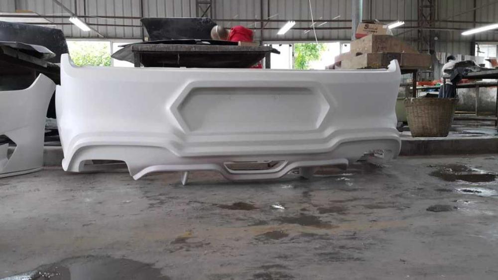 Rocket style modification corps de car nage kit pour ford - Kit reparation pare choc ...