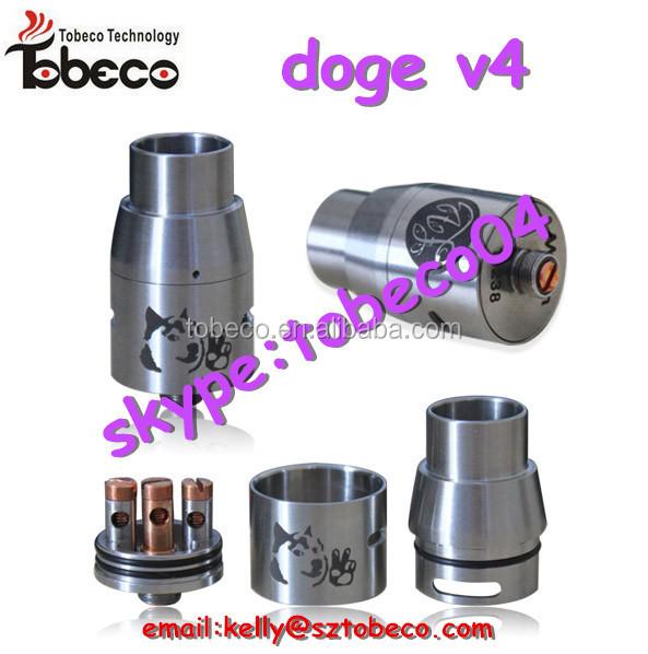 2015 Tobeco doge rda v1/v2/v3/v4 1:1 nice clone doge rda v4 wholesale ...