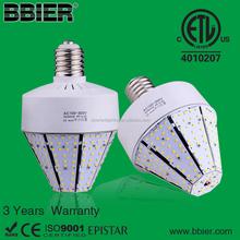 ETL CETL certification usa market lighting led parking lot bulb 120v
