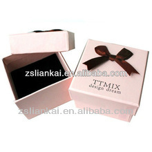Factory direct sale birthday hard paper gift boxes lid and base boxes