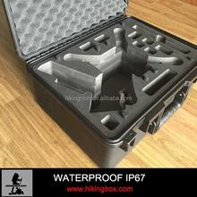 hard plastic dji phantom 3 case with propeller HIKINGBOX
