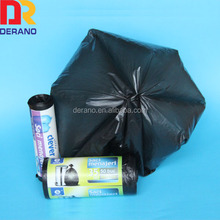 Biodegradable HDPE Custom Printed Plastic Trash Bag Holder Made in China