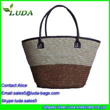 Large cheap handbags summer beach tote shoulder bag