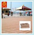 La textura de madera cubiertas de plástico/wpc sólidos tableros