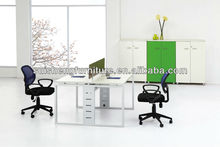 Best selling used glass office partitions of workstation