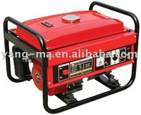 2KW air cooled 4 stroke gasoline engine power portable gas generator
