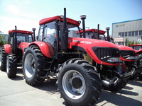 China high quality 130hp 4x4wd farm tractor for sale