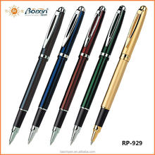 Customized logo Metal rollerball pen for promotion roller pen RP- 929