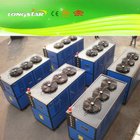 High quality best sell industrial water chiller/water chilling machine/air and water cooled water chiller