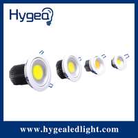 Wholesale Alibaba 7W cut hole 105mm Dimmable led recessed downlight