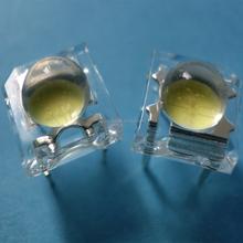 Exported to Dubai Factory White Three Chip Super Flux LED Piranha 5mm high brightness