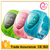 Worldwide gps tracker with sos sms geo-fence function