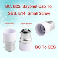 b22 eb3403 e14 женский легкий конвертер socket штык лампы адаптер света владельцу базы