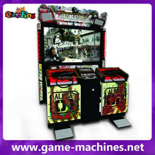 Electronic indoor arcade video racing game machine/shooting game/Exciting Shooting Game Machines target shooting game
