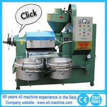 Famous brand oil press machine and small cold press oil machine 008613783687190