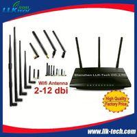 long range wireless antenna 12dbi long range wireless antenna with rp-sma wifi 2.4 ghz antenna