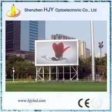 alibaba express hot sale p8 full color outdoor led signs commercial