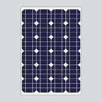 Monocrystalline Solar Panel 50w, small size PV module, Chinese supplier with TUV, UL, CE, ISO
