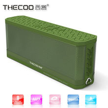 2014 hot sale shockproof waterproof outdoor high-end wireless bluetooth speaker for hiking and motorcycle
