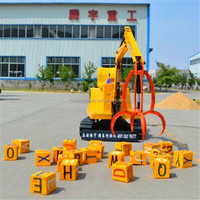 High quality best price kids Indoor/outdoor sand digger battery electric ride on car kids amusement excavator toy