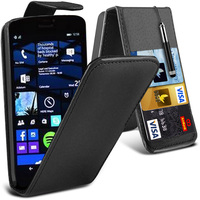 Mobile Phone Case for Nokia Lumia 430 Pu Leather Wallet Cover Stand Flip Case for Nokia Lumia 430