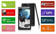 Promotion! Cheap Price 7 Inch MTK8312/MTK6572 Dual Core IPS Android Tablets that Uses Sim Card