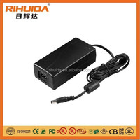 DC 12V 5A Power adaptor with EU plug and dc connector DC jack 5.5mm*2.1mm