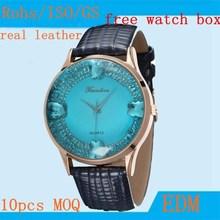W0268 buy lady wrist watch quartz watch on sale,leather wrist watch