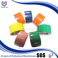 Water base Acrylic Adhesive Colored adhesive tape/packing or shopping bag