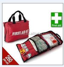 Good quality military portable workshop portable first aid kit