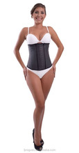 hot sex woman pictures of Sexy Latex slimming underbust fat burning waist Cincher corsets Wholesale