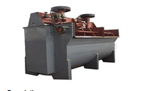 Gold ore,copper ore,silver,lead mineral separating flotation machine/flotation separator price