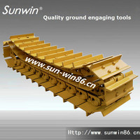 SUNWIN Crawler Bulldozer Undercarriage Parts Sealed Greased Joint And Lubricated Joint D355 Track Chain D335 Track Chain Group