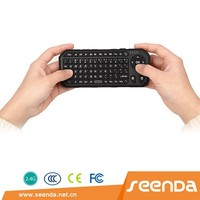 Portable Mini 2.4GHz Wireless Keyboard for Google Android Tv Player