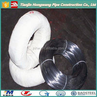 plastic coated spring wire/wire rope small diameter/gold wire(manufacturer)