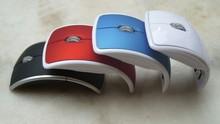 Portable Advanced 2.4GHz Wireless Arc Mouse
