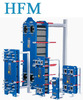 Alfa Laval Plate Heat Exchangers for Milk Pasteurizer