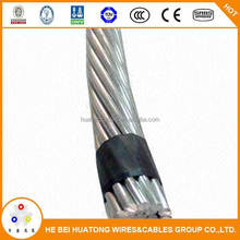 Bare aluminium clad steel reinforced conductor with great performance